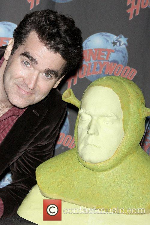 Brian D'arcy James, Planet Hollywood and Times Square 4