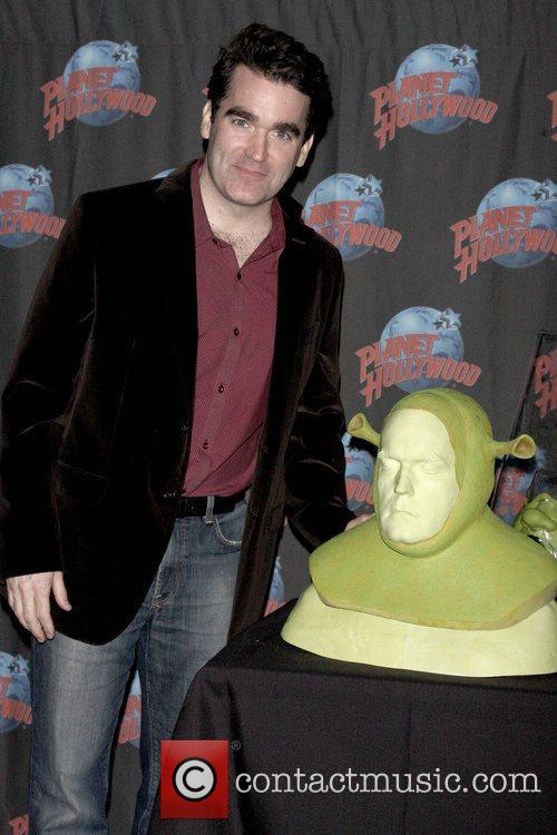 Brian D'arcy James, Planet Hollywood and Times Square 11