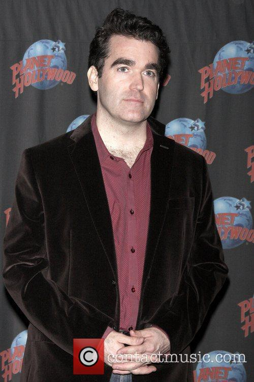 Brian D'arcy James, Planet Hollywood and Times Square 6