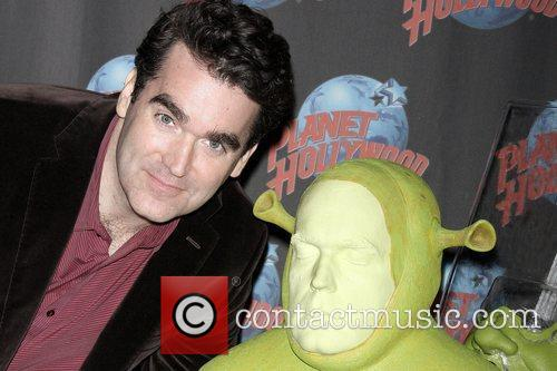 Brian D'arcy James, Planet Hollywood and Times Square 10