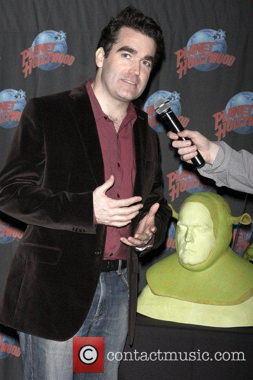 Brian D'arcy James, Planet Hollywood and Times Square 9