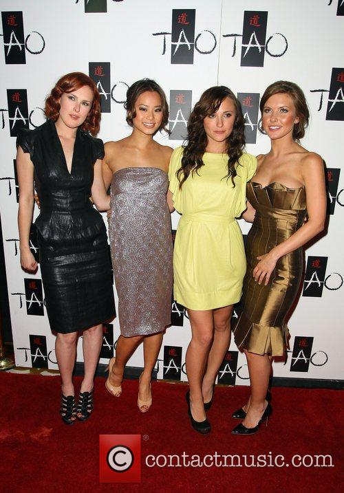 Rumer Willis, Jamie Chung, Briana Evigan and Audina Patridge 4