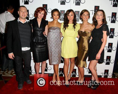 Rumer Willis, Jamie Chung, Briana Evigan, Audina Patridge and Margo Harshman 2