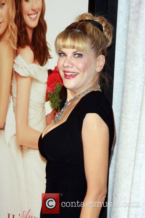 Kristen johnston at the new york premiere of 39 bride wars for A t the salon johnstone