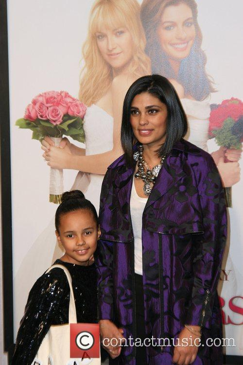 Rachel Roy and Her Daughter Ava Dash 4