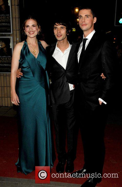Hayley Atwell and Matthew Goode 9
