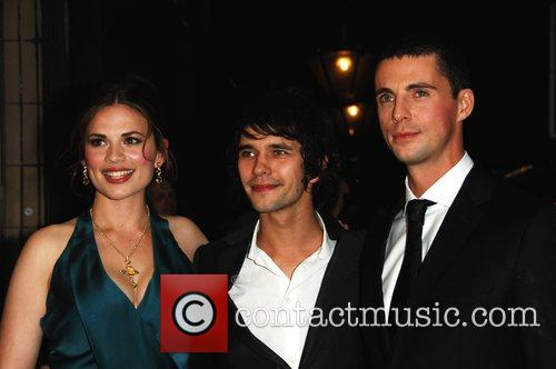 Hayley Atwell, Matthew Goode and Ben Wishaw Premiere...