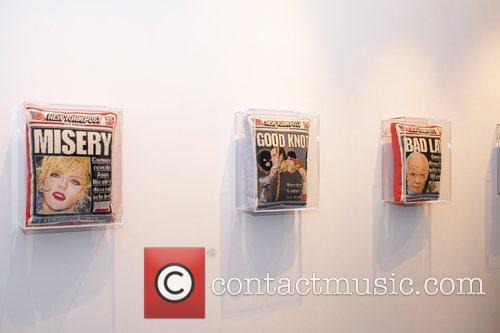 Andy Warhol superstar Brigid Berlin showcases some of...
