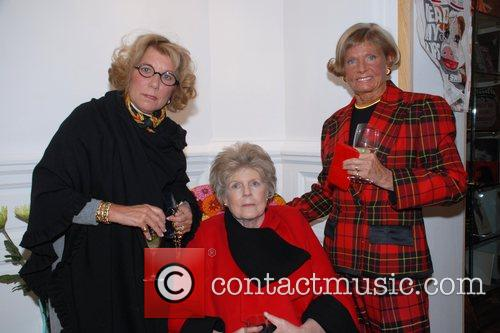 Patricia Spado, Brigid Berlin and Richie Berlin Andy...