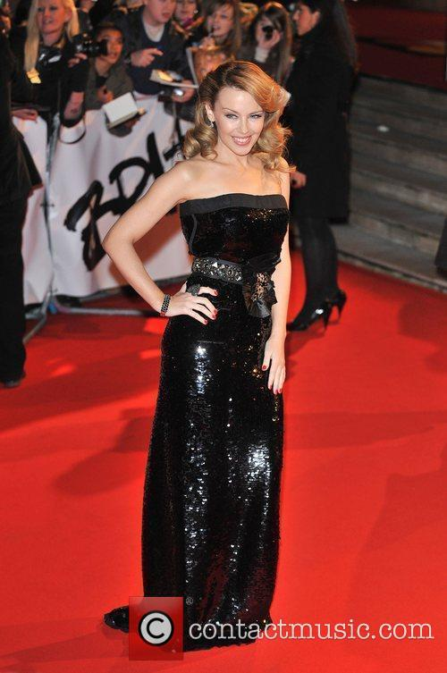 Kylie Minogue, Brit Awards