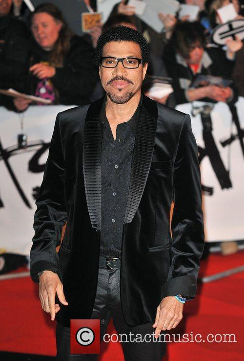Lionel Ritchie The 2009 Brit Awards held at...
