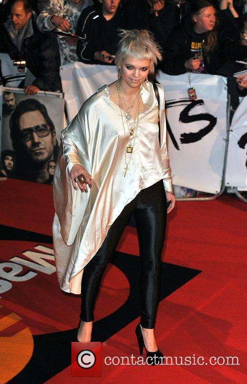 Pixie Geldof The 2009 Brit Awards held at...