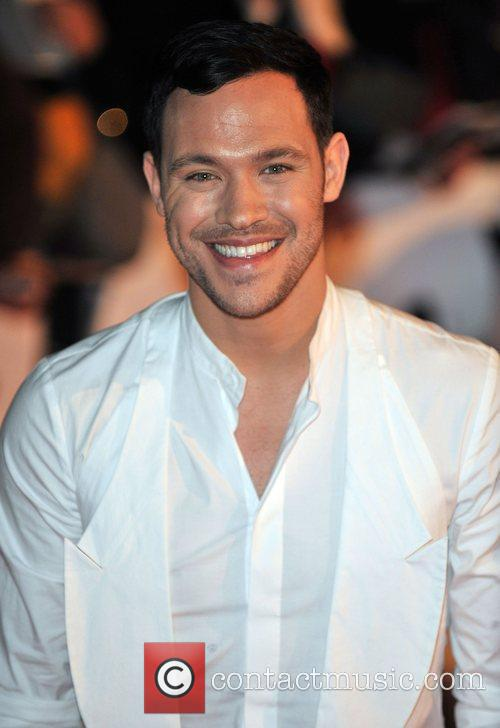 Will Young The 2009 Brit Awards held at...