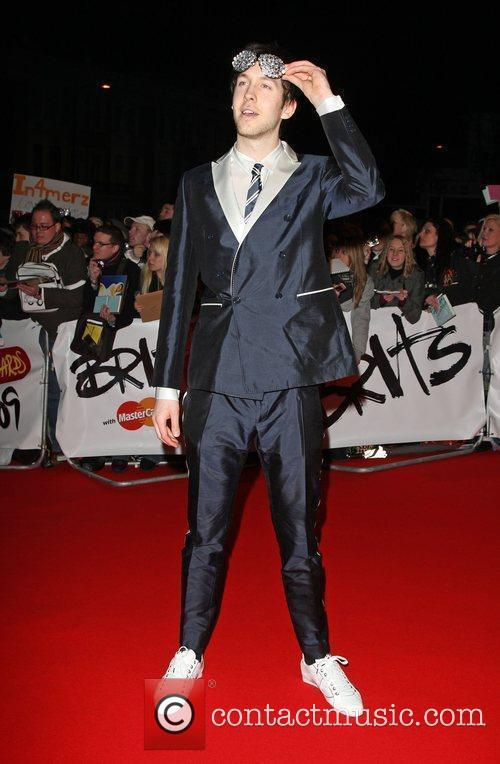 Calvin Harris The 2009 BRIT Awards - Red...