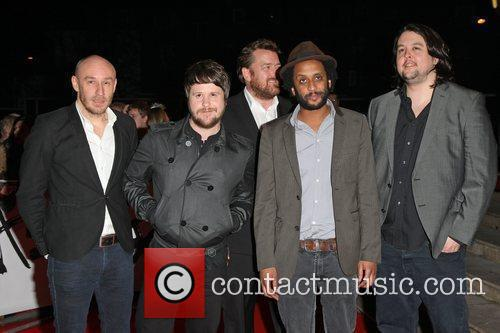 Elbow The 2009 BRIT Awards - Red Carpet...