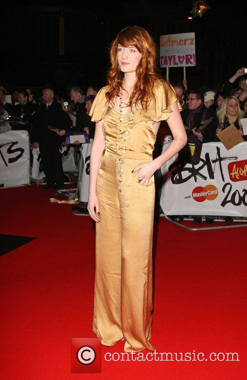 Florence Welch Florence And The Machine The 2009...