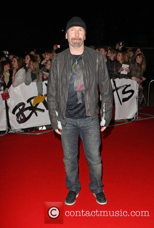 The Edge of U2 The 2009 BRIT Awards...