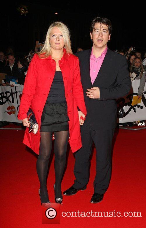 Michael McIntyre and Kitty McIntyre  The 2009...
