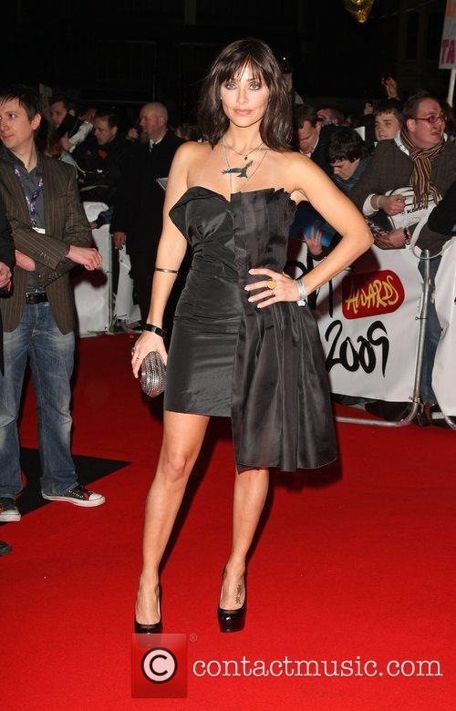 Natalie Imbruglia The 2009 BRIT Awards - Red...