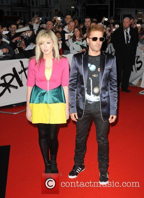 The Ting Tings The 2009 BRIT Awards -...