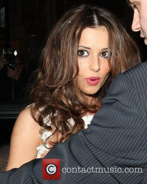 Cheryl Cole Brit Awards 2009 Universal Aftershow party...