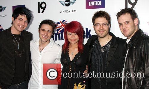 Adam Lambert, Kris Allen, Allison Iraheta, Danny Gokey and Matt Giraud 4