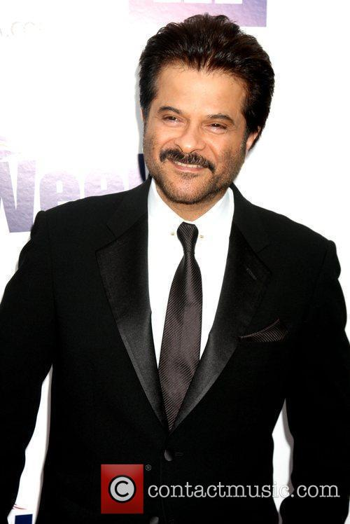 Anil Kapoor Champagne Launch of BritWeek 2009 at...