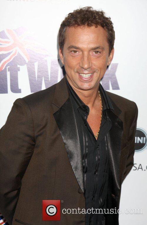 Bruno Tonioli  Champagne Launch of BritWeek 2009...