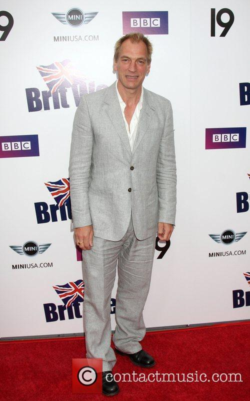 Julian Sands Champagne Launch of BritWeek 2009 at...