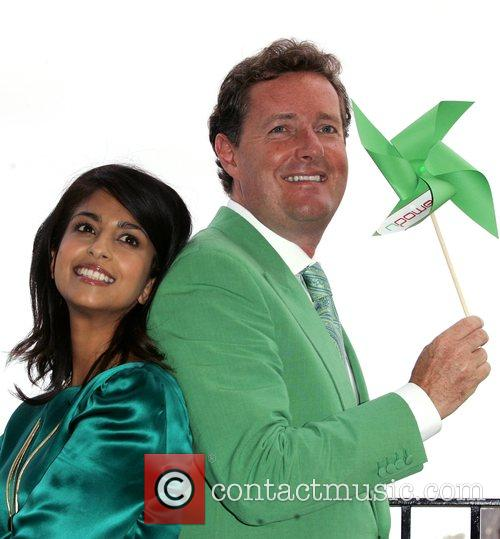 Konnie Huq and Piers Morgan 5