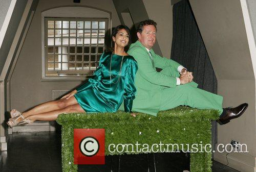 Konnie Huq and Piers Morgan 2