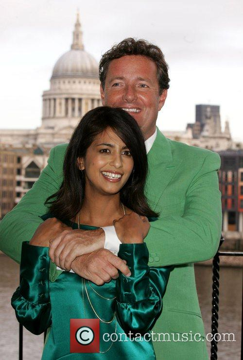 Konnie Huq and Piers Morgan 6