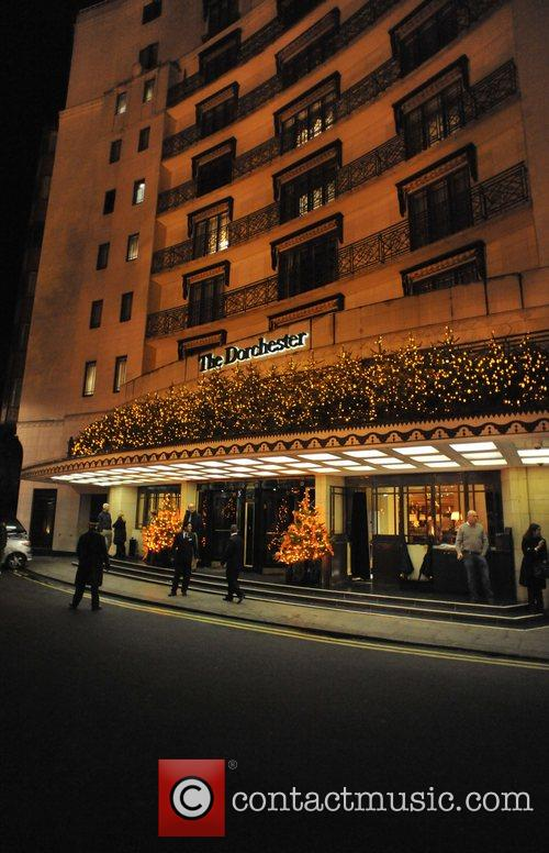 The Dorchester Hotel London, England