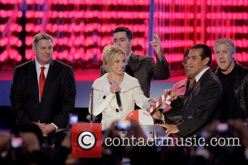 Britney Spears, Adam Carolla and Mayor Antonio Villaraigosa...