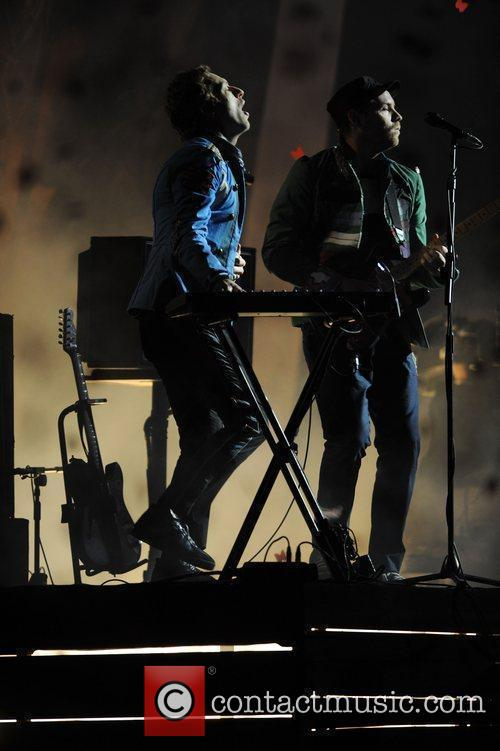 The 2009 BRIT Awards - Show held at...