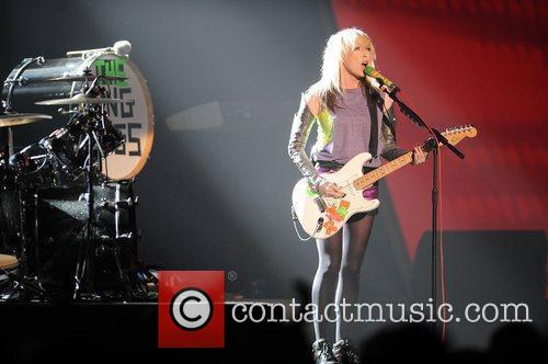 Katie White of the Ting Tings The 2009...