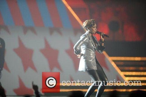 Estelle The 2009 BRIT Awards - Show held...