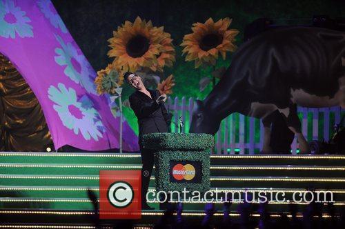 Gok Wan The 2009 BRIT Awards - Show...