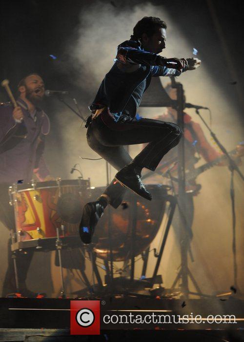 Coldplay Brits