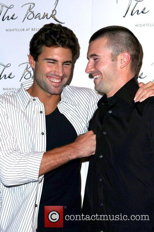 Brody Jenner and His Brother Brandon Jenner 5