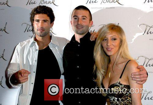 Brody Jenner and His Brother Brandon Jenner With Guest 3