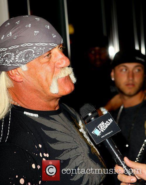 Hulk Hogan, Caesars Palace, Pure Nightclub