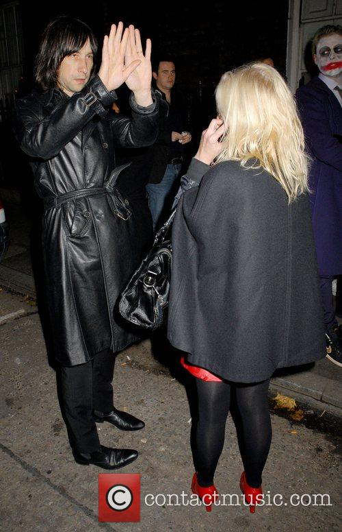 Bobby Gillespie and Daisy 3