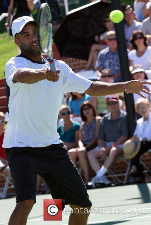 James Blake All-Star Tennis Smash charity event to...