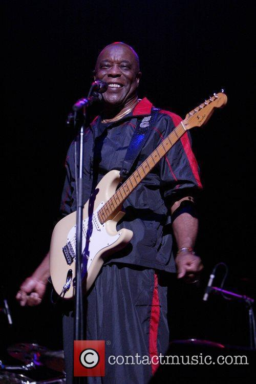 Buddy Guy performs at DAR Constitution Hall Washington...