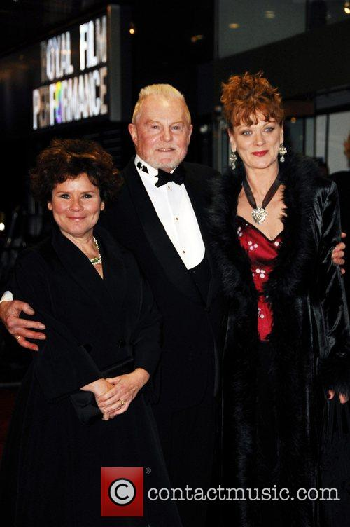 Imelda Staunton and Derek Jacobi 1