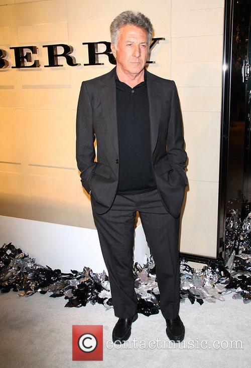 Dustin Hoffman and Mario Testino 2