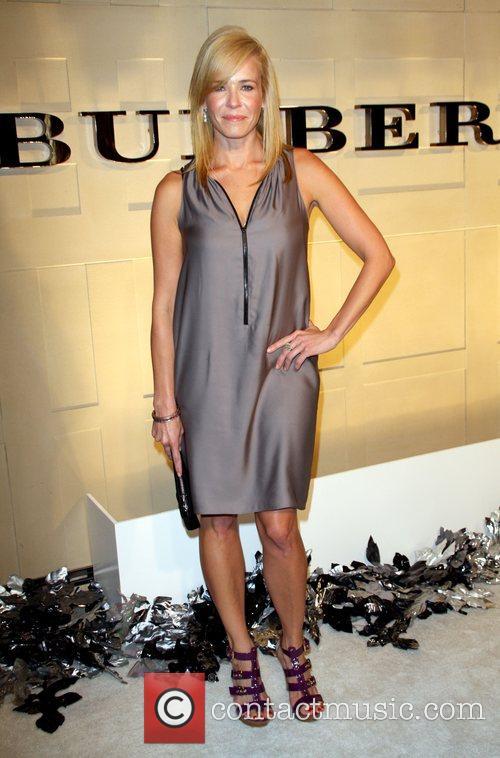 Chelsea Handler and Mario Testino 1