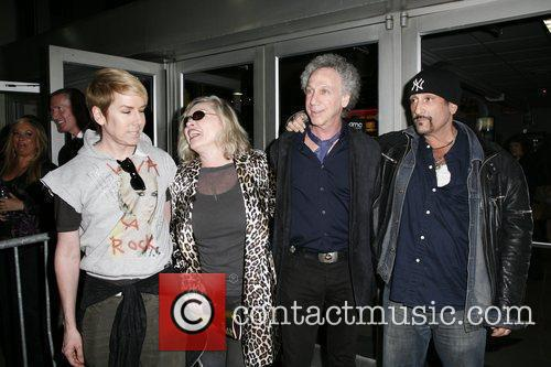 Deborah Harry and Bob Gruen 5