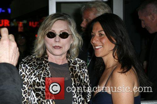 Deborah Harry and Mandy Stein 2